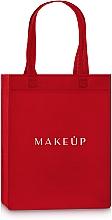 "Perfumería y cosmética Bolso shopper borgoña ""Springfield"" - MakeUp Eco Friendly Tote Bag"