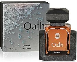 Perfumería y cosmética Ajmal Oath For Him - Eau de parfum