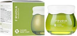 Perfumería y cosmética Crema calmante y refrescante a base de 62% de extracto de aguacate - Frudia Relief Avocado Cream