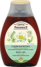 Perfumería y cosmética Aceite de ducha y baño, Árbol de té - Green Pharmacy Tea Tree Bath Oil