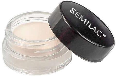 Base iluminadora en polvo para sombra de ojos - Semilac Eyeshadow Base Powder