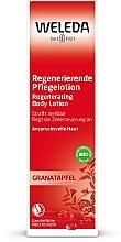 Loción corporal regeneradora con extracto de granada - Weleda Granatapfel Regenerierende Pflegelotion — imagen N3