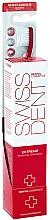 Perfumería y cosmética Pasta dental blanqueadora 50ml + cepillo suave - Swissdent Extreme