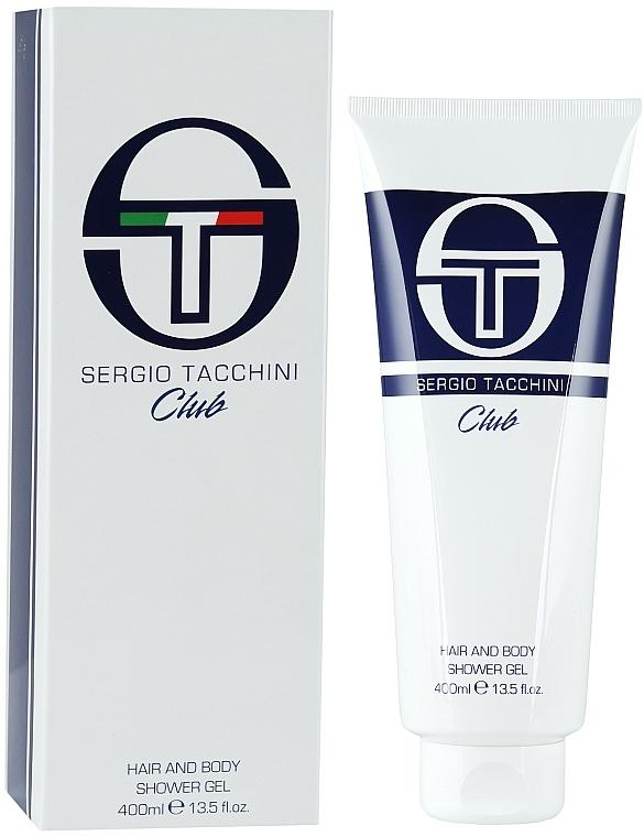 Sergio Tacchini Club - Gel de ducha perfumado — imagen N1