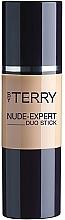 Perfumería y cosmética Stick doble 2 en 1 (base de maquillaje + iluminador) + esponja - By Terry Nude Expert Duo Stick