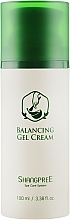 Perfumería y cosmética Gel crema facial hidratante con extracto de centella asiática - Shangpree Balancing Gel Cream