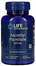 Perfumería y cosmética Complemento alimenticio en cápsulas de palmitato de ascorbilo, 500 mg - Life Extension Ascorbyl Palmitate, 500 mg