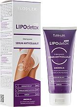 Perfumería y cosmética Sérum corporal anticelulitis con extracto de árnica - Floslek Slim Line Intensive Anti-Cellulite Serum Lipo Detox