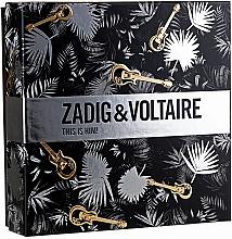 Perfumería y cosmética Zadig & Voltaire This is Him - Set (eau de toilette/50ml + gel de ducha para cuerpo y cabello/100ml)