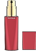 Perfumería y cosmética Atomizador recargable, vacío - Travalo Obscura Red