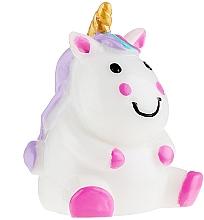 Perfumería y cosmética Bálsamo labial infantil con sabor a frambuesa, unicornio - Martinelia Big Unicorn Lip Balm Raspberries