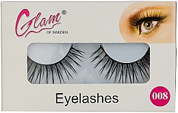 Perfumería y cosmética Pestañas postizas (sin pegamento) №008 - Glam Of Sweden Eyelashes
