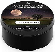 Perfumería y cosmética Vela de té con aroma dulce y ciruela - Country Candle Harvest Moon Daylight