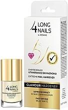Perfumería y cosmética Endurecedor de uñas con extracto de camelia japonesa - AA Long 4 Nails Glamour Hardener
