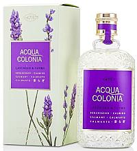 Perfumería y cosmética Maurer & Wirtz Acqua Colonia Lavender&Thyme - Agua de colonia