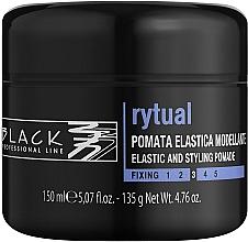 Perfumería y cosmética Pomada modeladora para cabello - Black Professional Line Rytual