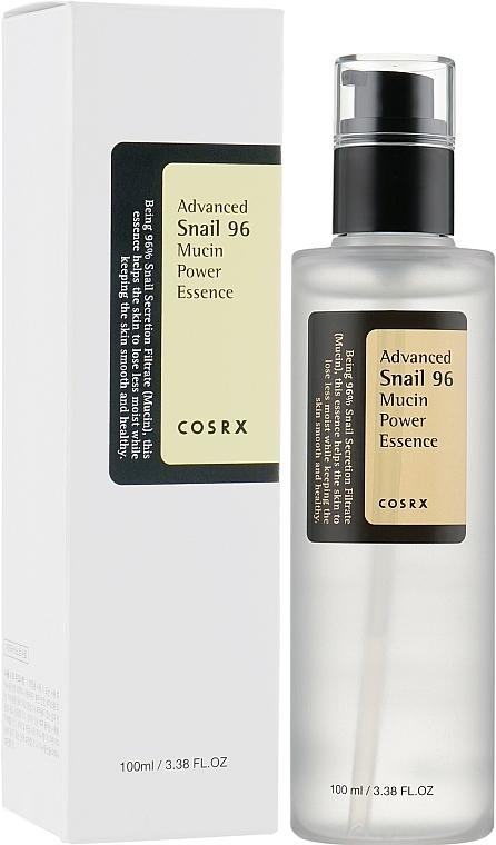 Esencia con extracto de baba de caracol - Cosrx Advanced Snail 96 Mucin Power Essence