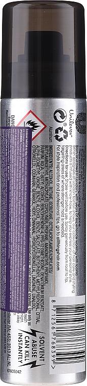 Spray para definición con fijación fuerte - Toni & Guy Brushable Freeze Hold 5 Hairspray — imagen N4