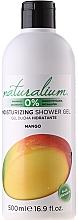 Perfumería y cosmética Gel de baño y ducha hidratante con aroma a mango - Naturalium Bath And Shower Gel Mango
