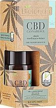 Perfumería y cosmética Aceite facial de cáñamo hidratante y calmante - Bielenda CBD Cannabidiol Oil