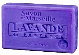 Perfumería y cosmética Jabón con aceite de almendras, aroma a lavanda - Le Chatelard 1802 Provence Lavender
