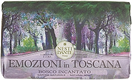Perfumería y cosmética Jabón natural con aroma a bosque - Nesti Dante Emozioni a Toscana Soap
