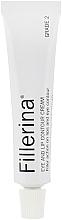 Perfumería y cosmética Crema para contorno de ojos y labios con ácido hialurónico, grado 2 - Fillerina Eye And Lip Contour Cream Grade 2