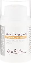 Perfumería y cosmética Crema facial hidratante con ácido hialurónico - Le Chaton Argente Moisturizer With Hyaluronic Acid