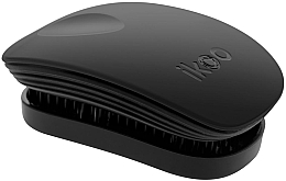 Perfumería y cosmética Cepillo desenredante - Ikoo Pocket Black Brush