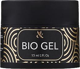 Perfumería y cosmética Bio-gel fortalecedor para uñas - F.o.x Bio Gel 3 in 1 Base Top Builder