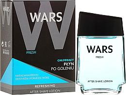 Perfumería y cosmética Loción aftershave refrescante - Wars Fresh