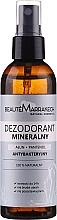 Perfumería y cosmética Desodorante spray antibacteriano - Beaute Marrakech Alum & Panthenol