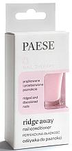Perfumería y cosmética Tratamiento nutritivo para uñas con vitamina E - Paese Nail Therapy Ridge Away Conditioner