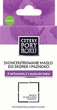 Perfumería y cosmética Aceite para uñas y cutículas con manteca de karité y vitamina E - Pharma CF Cztery Pory Roku