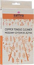 Perfumería y cosmética Limpiador de lengua - Sattva Ayurveda