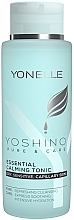 Perfumería y cosmética Tónico facial calmante con esencia de flor Yoshino - Yonelle Yoshino Pure & Care Essential Calming Tonic