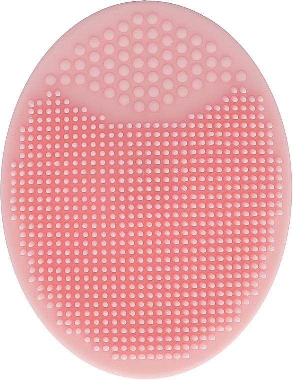 Cepillo de silicona para limpieza facial, 30628 - Top Choice