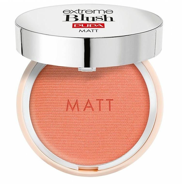 Colorete facial compacto con efecto mate - Pupa Extreme Blush Matt