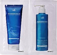 Perfumería y cosmética Set para cabello (mascarilla/10ml + acondicionador/10ml) - La'dor