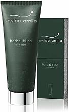 Perfumería y cosmética Pasta dental con extracto de edelweiss, equinácea y té verde - Swiss Smile Herbal Bliss Toothpaste