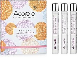 Perfumería y cosmética Acorelle Mes Essentiels Detente - Set (perfume roll-on/3x10ml)