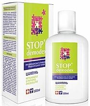 Perfumería y cosmética Champú con aceite de ricino - FitoBio Technology Stop Demodex