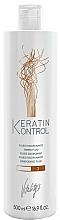 Perfumería y cosmética Fluido disciplinante con queratina y seda №2 - Vitality's Keratin Kontrol Taming Fluid