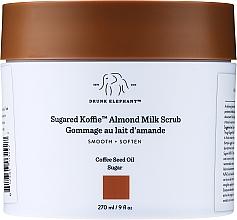 Perfumería y cosmética Exfoliante corporal con leche de almendras, aźucar y aceite de semilla de café - Drunk Elephant Sugared Koffie Almond Milk Body Scrub