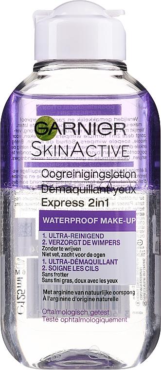 Loción desmaquillante resistente al agua con arginina - Garnier Skin Naturals