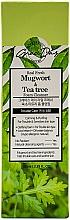Perfumería y cosmética Espuma de limpieza facial con extracto de ajenjo y árbol de té - Grace Day Real Fresh Mugwort & Tea Tree Foam Cleanse