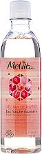 Perfumería y cosmética Agua micelar refrescante con extracto de rosa - Melvita Nectar De Rose Fresh Micellar Water