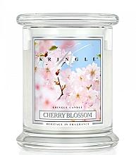 Perfumería y cosmética Vela en tarro con aroma a rosa & sándalo - Kringle Candle Cherry Blossom