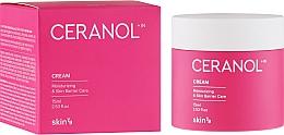 Perfumería y cosmética Crema facial protectora con manteca de karité & aceite de bergamota - Skin79 Ceranol Cream Moisturizing & Skin Barrier Care Cream