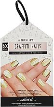 Perfumería y cosmética Láminas para decoración de uñas - Soko Ready Graffiti Nails